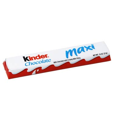 KINDER MAXI CHOCOLATE