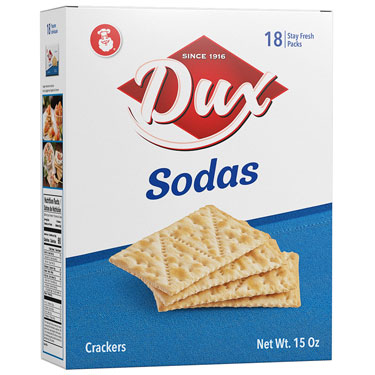 DUX GALLETAS EXPORT SODA
