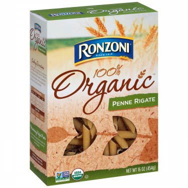 RONZONI ORG PENNE RIGATE