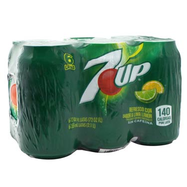 7UP CAN 6PK