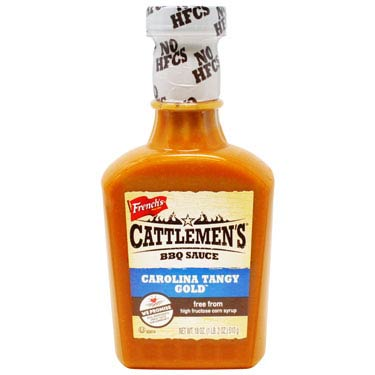 CATTLEMEN'S TANGY GOLD BBQ SCE
