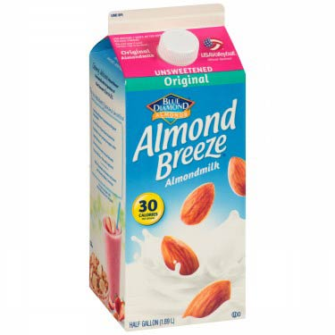 ALMOND BREEZE ORIGINAL UNSWEET
