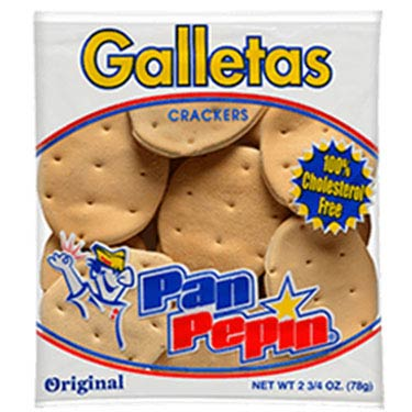 PAN PEPIN GALLETAS ORIGINAL