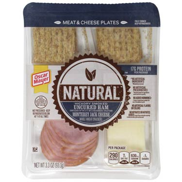 OSCAR MAYER NATURAL HAM MONTEREY