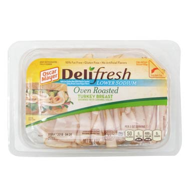 OSCAR MAYER DELI FRESH OVEN ROASTED
