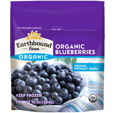 EARTHBOUND FARM BLUEBERRIES OR