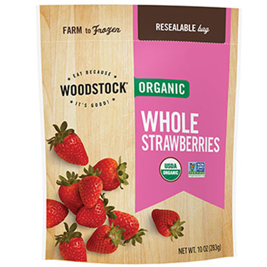 WOODSTOCK ORG WHOLE STRAWBERRIES