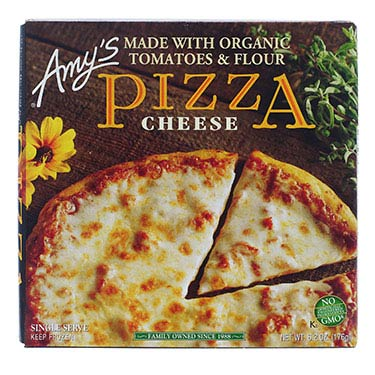 AMYS CHEESE PIZZA ORGANIC