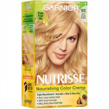 GARNIER NUTRISSE #93 LIGHT BLONDE