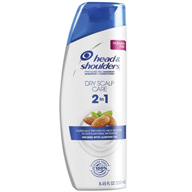 HEAD & SHOULDERS 2IN1 DRY SCALP CARE