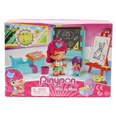 PINYPON BABIEES PAINTING CLASS
